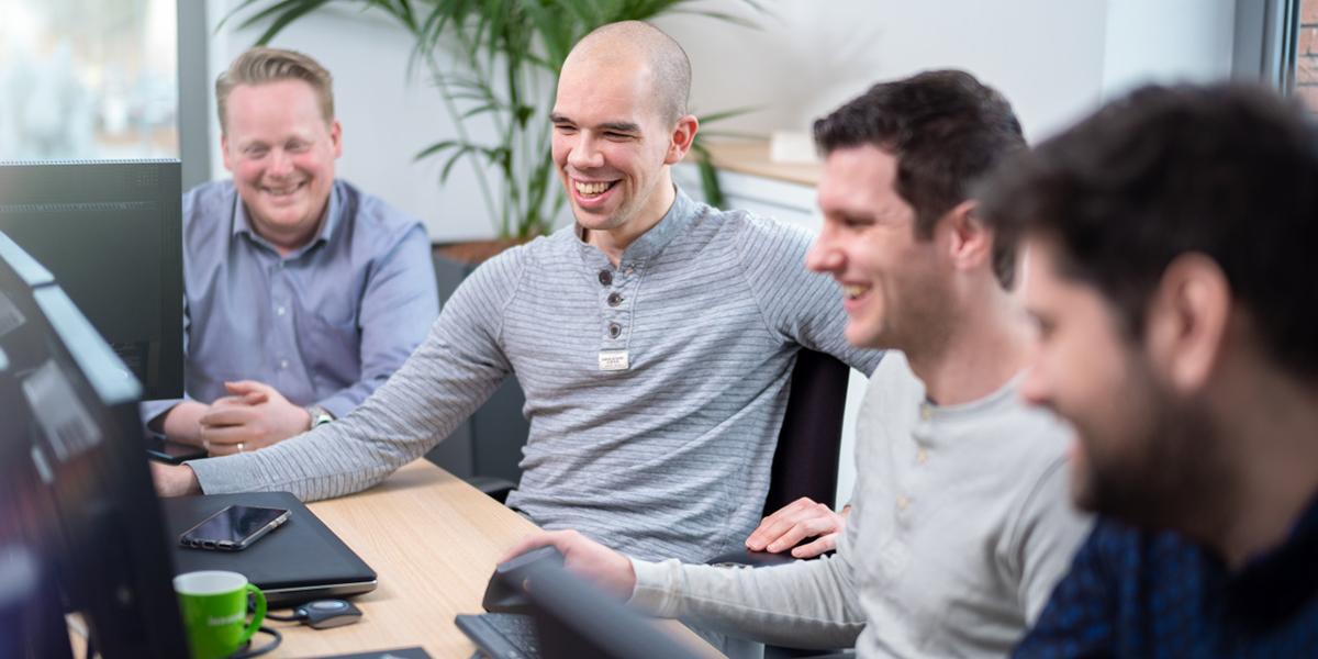 Zo creëert Kevin meerwaarde voor organisaties met het low-code-platform van Mendix